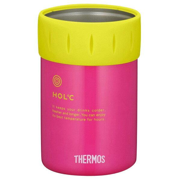 サーモス 保冷缶ホルダー(350ml缶用) ピンク JCP-351P [JCP351P]