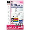ニチガン DSi用 液晶保護フィルム キズガードフィルムi LXNDI001 [LXNDI001]