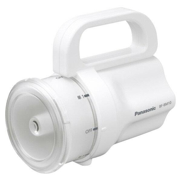 パナソニック LED懐中電灯 電池がどれでもライト ホワイト BF-BM10-W [BFBM10W]