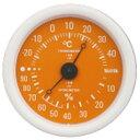 タニタ 温湿度計 オレンジ TT515OR [TT515OR]