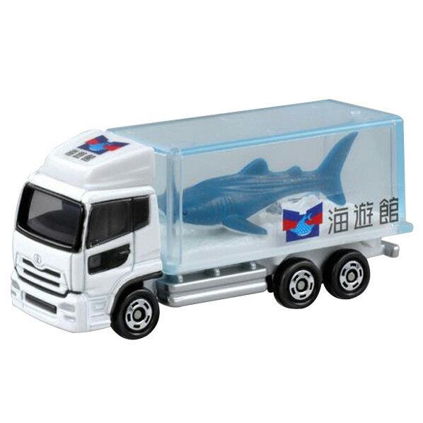 タカラトミー トミカ No.69 水族館トラック(サメ) トミカ069 スイゾクカントラツク サメ