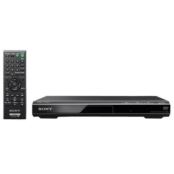 SONY DVDプレーヤー DVP-SR20B [DVPSR20B]【KK9N0D18P】【RNH】【SYBN】【SETEZ】【MMPN】