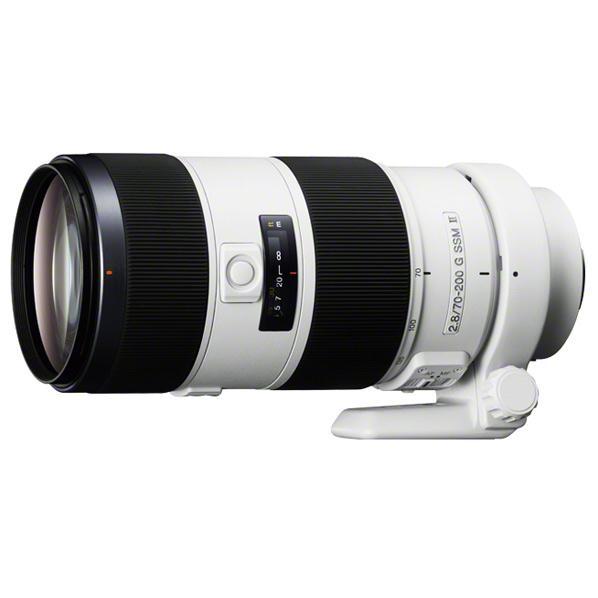 SONY デジタル一眼カメラα用レンズ 70-200mm F2.8 G SSM II SAL70200G2 [SAL70200G2]