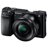 SONYデジタル一眼カメラ・標準ズームレンズキットILCE-6000LBα6000