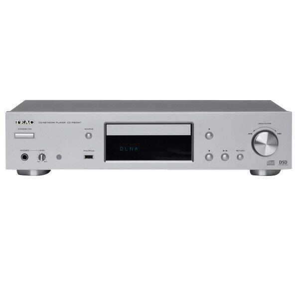 【送料無料】TEAC ハイレゾ対応ネットワーク/CDプレーヤー CD-P800NT-S [CDP800NTS]【RNH】