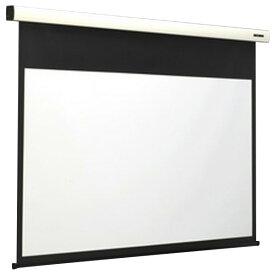 キクチ フルHD画質完全対応電動スクリーン(80型) スタイリスト スノーホワイト SE-80HDPG/W [SE80HDPGW]