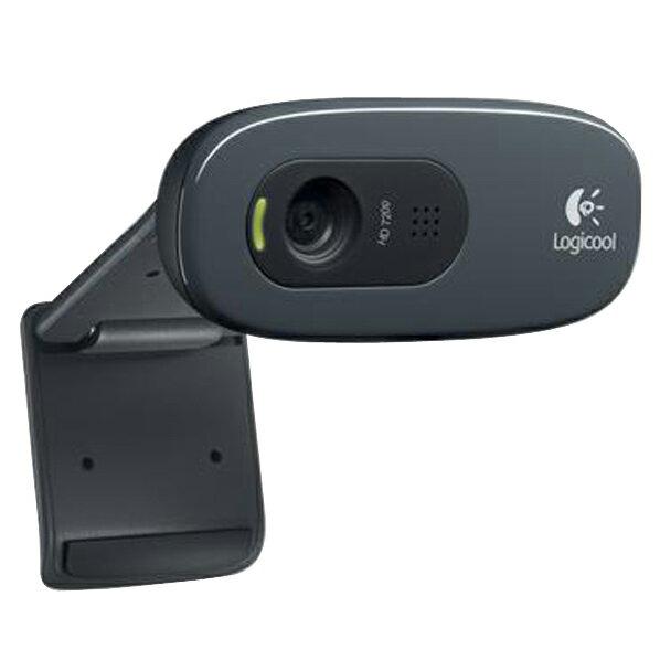 ロジクール Webカメラ ブラック C270 [C270]【KK9N0D18P】