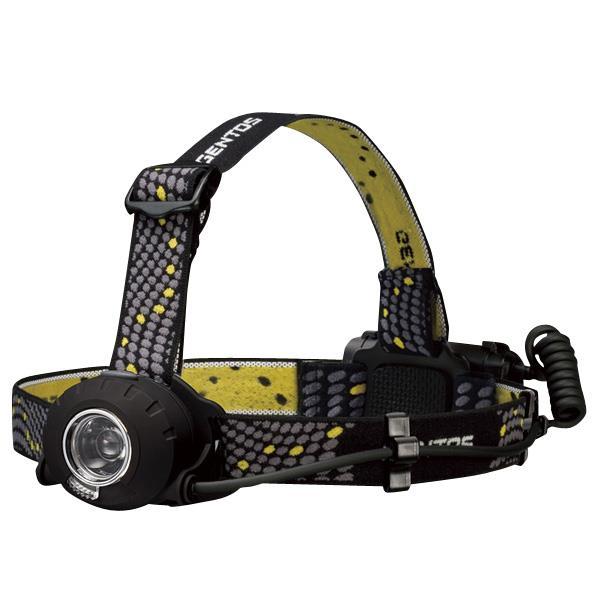 ジェントス LEDヘッドライト HEAD WARS HW-000X [HW000X]