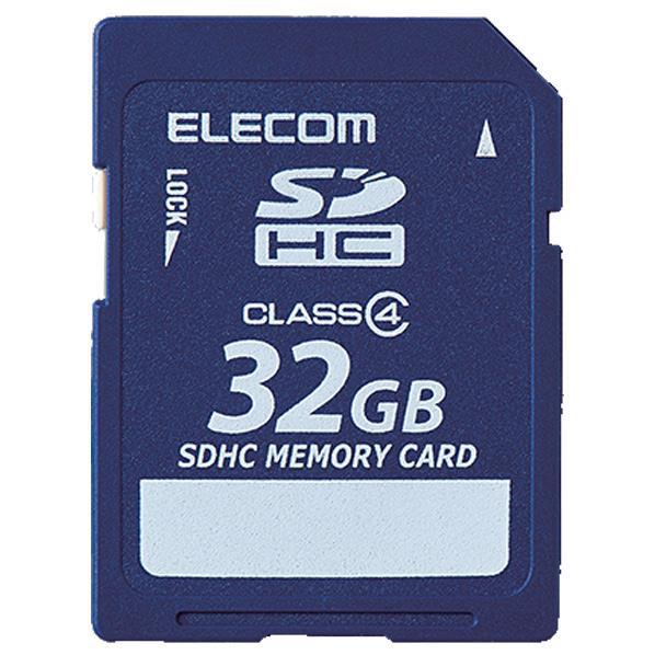 エレコム データ復旧SDHCメモリーカード(Class4・32GB) MF-FSD032GC4R [MFFSD032GC4R]【KK9N0D18P】