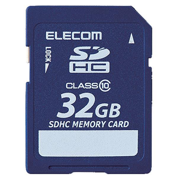 エレコム データ復旧高速SDHC UHS-Iメモリーカード(Class10・32GB) MF-FSD032GC10R [MFFSD032GC10R]【KK9N0D18P】