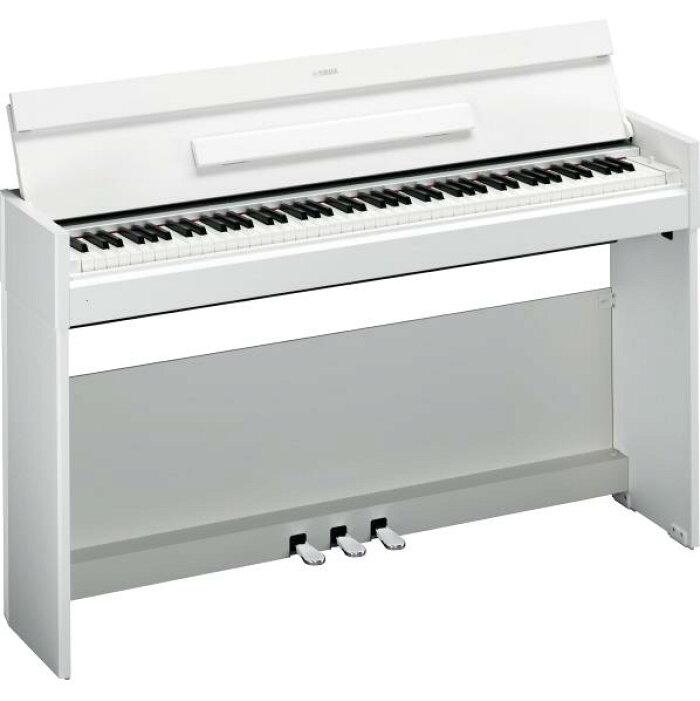【送料無料】【標準設置が今なら1円!】ヤマハ 電子ピアノ ARIUS ホワイトウッド調 YDP-S52WH [YDPS52WH]【KK9N0D18P】