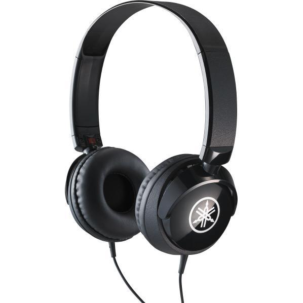 ヤマハ 楽器用ヘッドフォン ブラック HPH-50B [HPH50B]