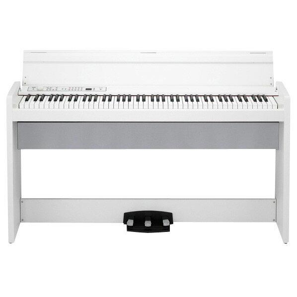 【送料無料】【標準設置が今なら1円!】コルグ 電子ピアノ ホワイト LP-380-WH [LP380WH]【KK9N0D18P】【MARP】
