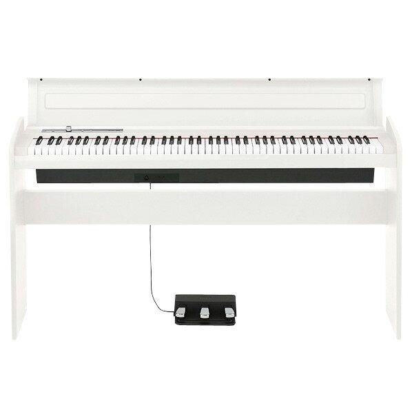 【送料無料】【標準設置が今なら1円!】コルグ 電子ピアノ 白 LP-180-WH [LP180WH]【KK9N0D18P】【ESLG】【MARP】