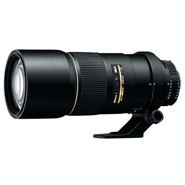 【送料無料】ニコン 単焦点望遠レンズ Ai AF-S Nikkor 300mm f/4D IF-ED ブラック AF-SED300/4Dブラツク:ニコン [AFSED300DIF]