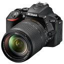 【送料無料】ニコン デジタル一眼レフカメラ・18-140 VR レンズキット D5500 ブラック D5500LK18140BK [D5500LK18140BK...