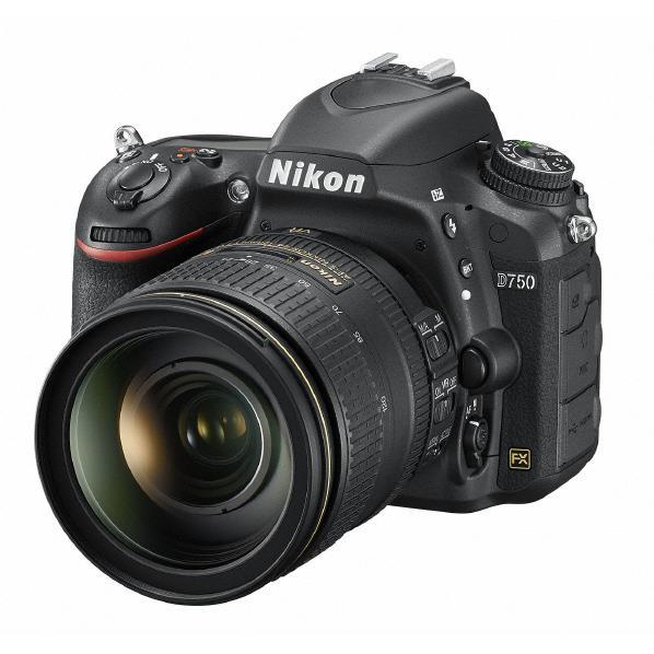 【送料無料】ニコン デジタル一眼レフカメラ・レンズキット D D750LK24120 [D750LK24120]【RNH】