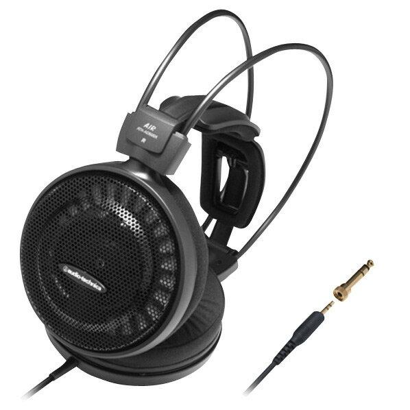 【送料無料】オーディオテクニカ オープンエアーダイナミック型ヘッドフォン ATH-AD500X [ATHAD500X]【RNH】