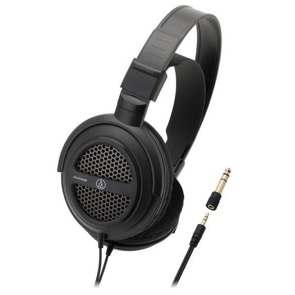 オーディオテクニカ オープンエアーオーバーヘッド型ヘッドフォン ATH-AVA300 [ATHAVA300]【RNH】