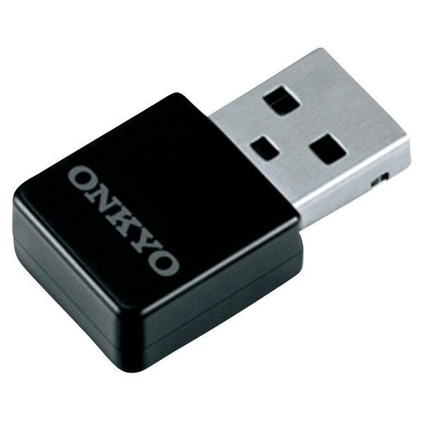 ONKYO ワイヤレスLANアダプター UWF-1(B) [UWF1B]