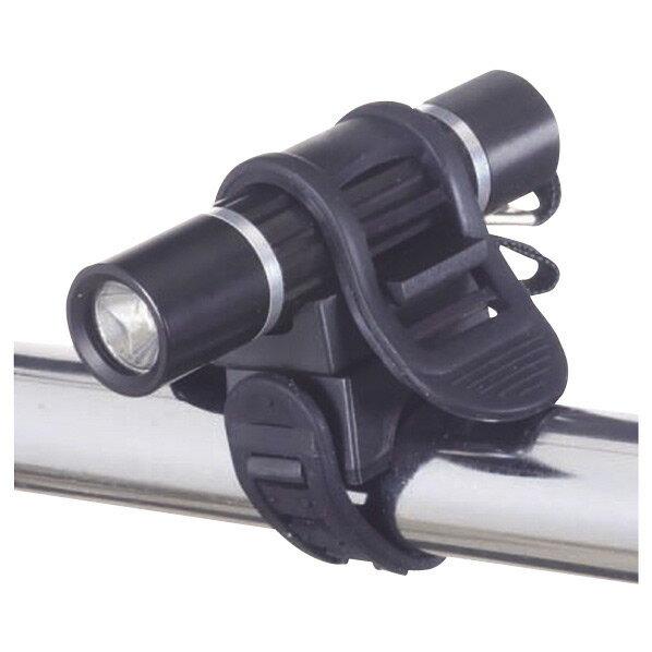 ヤザワ LEDアルミバイクライト ブラック LB103BK [LB103BK]