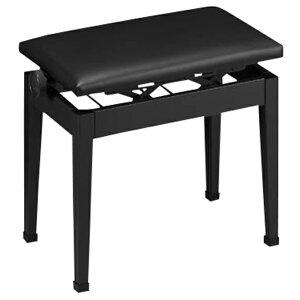 カシオ ピアノ用イス ブラック CB-30BK [CB30BK]