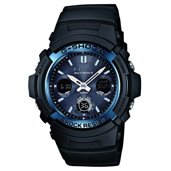 【送料無料】カシオ ソーラー電波腕時計 G-SHOCK AWG-M100A-1AJF [AWGM100A1AJF]