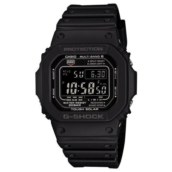 【送料無料】カシオ ソーラー電波腕時計 G-SHOCK GW-M5610-1BJF [GWM56101BJF]