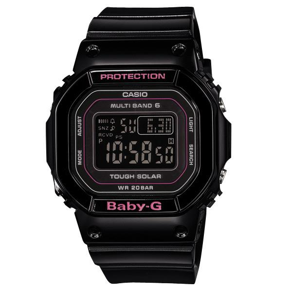 【送料無料】カシオ ソーラー電波腕時計 BABY-G BGD-5000-1JF [BGD50001JF]