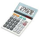 シャープ グラストップデザイン電卓 ミニナイスサイズタイプ EL-M720X [ELM720X]