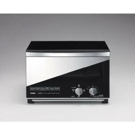ツインバード ミラーガラスオーブントースター (B)ブラック TS-D047B [TSD047B]【RNH】【SPSP】