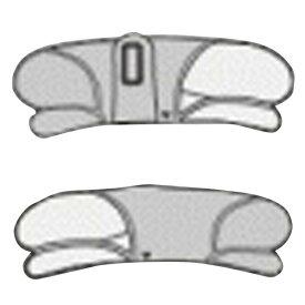 オムロン エアーマッサージャー用交換カバー ブラウン HM-253-COVBW [HM253COVBW]