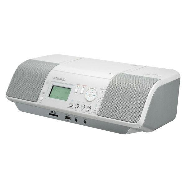 JVCケンウッド CD/SD/USBオーディオシステム ホワイト CLX-30-W [CLX30W]【RNH】