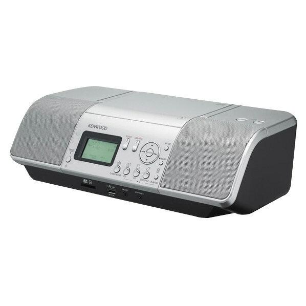 【送料無料】JVCケンウッド CD/SD/USBオーディオシステム シルバー CLX-30-S [CLX30S]【RNH】