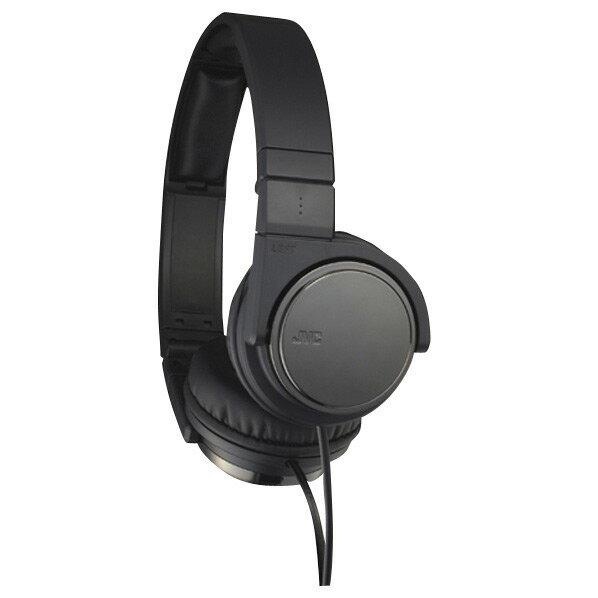 JJVCケンウッド ステレオヘッドフォン ブラック HA-S500-B [HAS500B]【RNH】