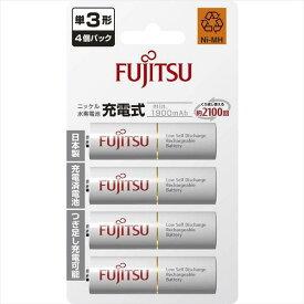 FDK ニッケル水素電池 単3形 1.2V 4個パック 日本製 HR-3UTC(4B) [HR3UTC4B]
