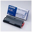 ブラザー 普通紙FAX用リボンカートリッジ PC-551 [PC551]【NYOA】
