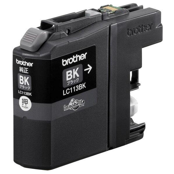 ブラザー インクカートリッジ ブラック LC113BK [LC113BK]