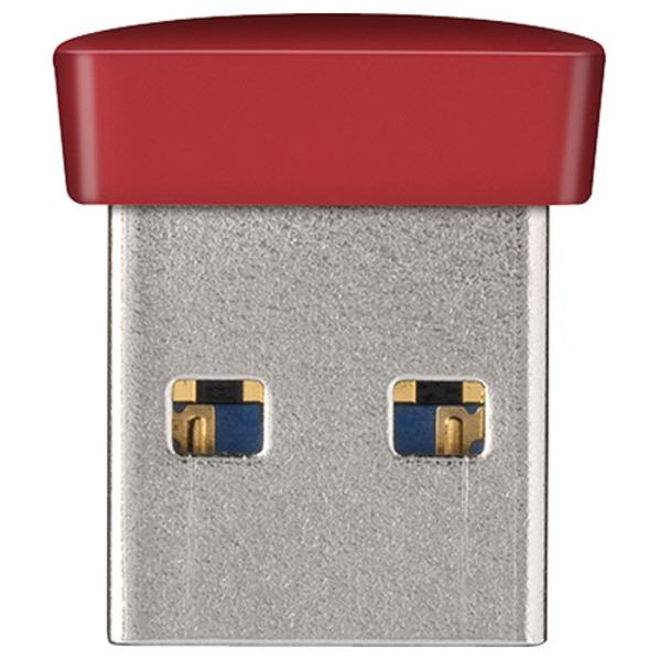 BUFFALO USB3.0対応 マイクロUSBメモリー(16GB) レッド RUF3-PS16G-RD [RUF3PS16GRD]【KK9N0D18P】【SYBN】