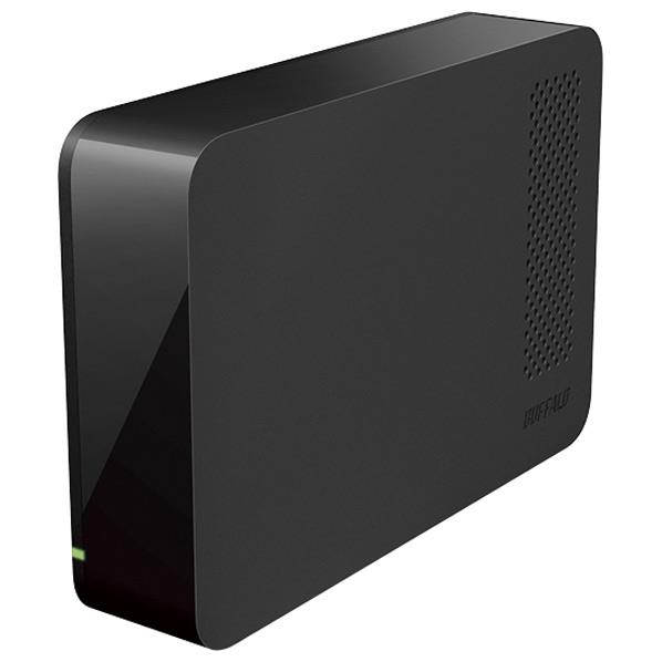 【送料無料】BUFFALO USB3.0用 外付けHDD(2TB) ブラック HD-LC2.0U3-BKD [HDLC20U3BKD]【KK9N0D18P】【ESLG】【MARP】