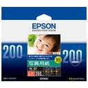 エプソン 写真用紙 光沢 L 200枚 KL200PSKR [KL200PSKR]【NYOA】