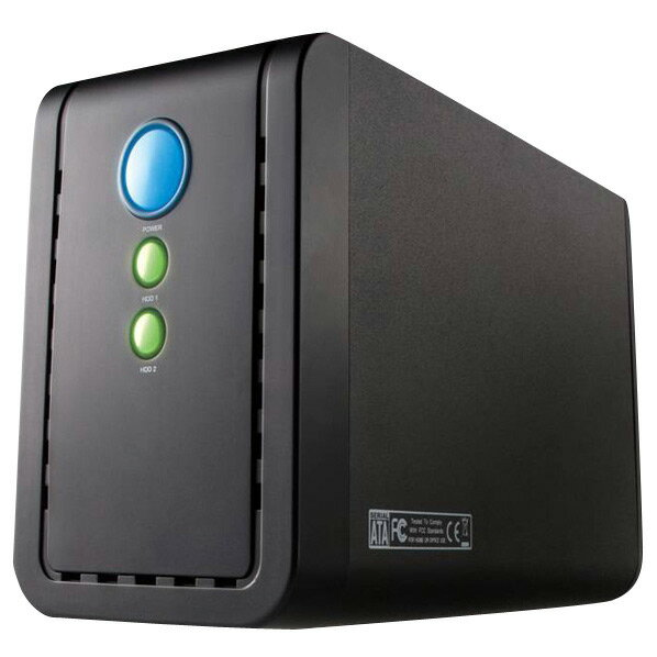 玄人志向 HDDケース ブラック GW3.5AX2-SU3/REV2.0 [GW35AX2SU3REV2]
