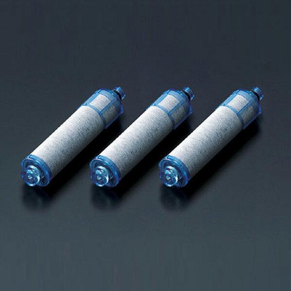 INAX オールインワン浄水栓取替用カートリッジ(高塩素除去タイプ3本セット) JF-21-T [JF21T]