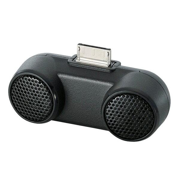 ロジテック ポータブルスピーカー Walkman用 ブラック LDS-WMP500BK [LDSWMP500BK]【RNH】