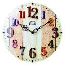 【送料無料】インターフォルム 電波壁掛け時計 アンベルク CL-8931 [CL8931]