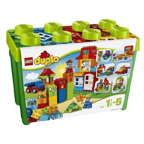 レゴジャパン LEGO 10580 デュプロ・みどりのコンテナスーパーデラックス 10580デユプロミドリノコンテナSPDX [10580デユプロミドリノコンテナSPDX]