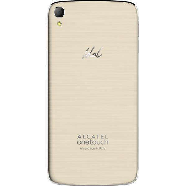 ALCATEL ONETOUCH LTE対応 SIMフリースマートフォン ALCATEL ONETOUCH IDOL 3 6045F-2BALJP7 [6045F2BALJP7]