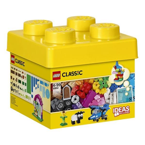 レゴジャパン LEGO クラシック 10692 黄色のアイデアボックス<ベーシック> 10692キイロノアイデアボツクスベ-シツク [10692キイロノアイデアボツクスベ-シツク]