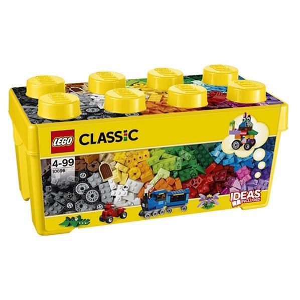 レゴジャパン LEGO クラシック 10696 黄色のアイデアボックス<プラス> 10696キイロノアイデアボツクスプラス [10696キイロノアイデアボツクスプラス]