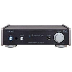 TEAC USB DAC/ステレオプリメインアンプ Reference 301 ブラック AI-301DA-SP/B [AI301DASPB]【RNH】